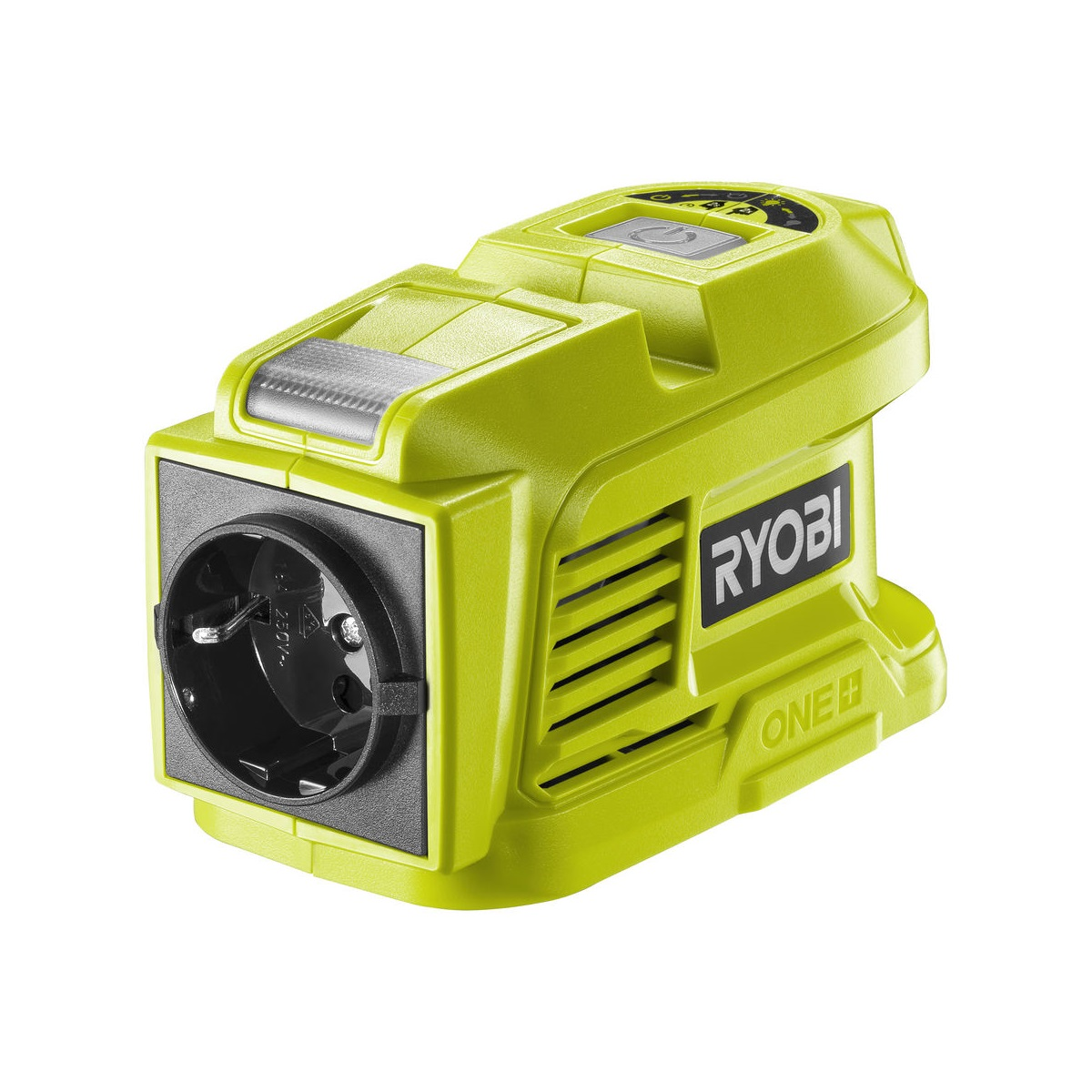 Ryobi RY18BI150A-0, aku měnič napětí (bez baterie a nabíječky)