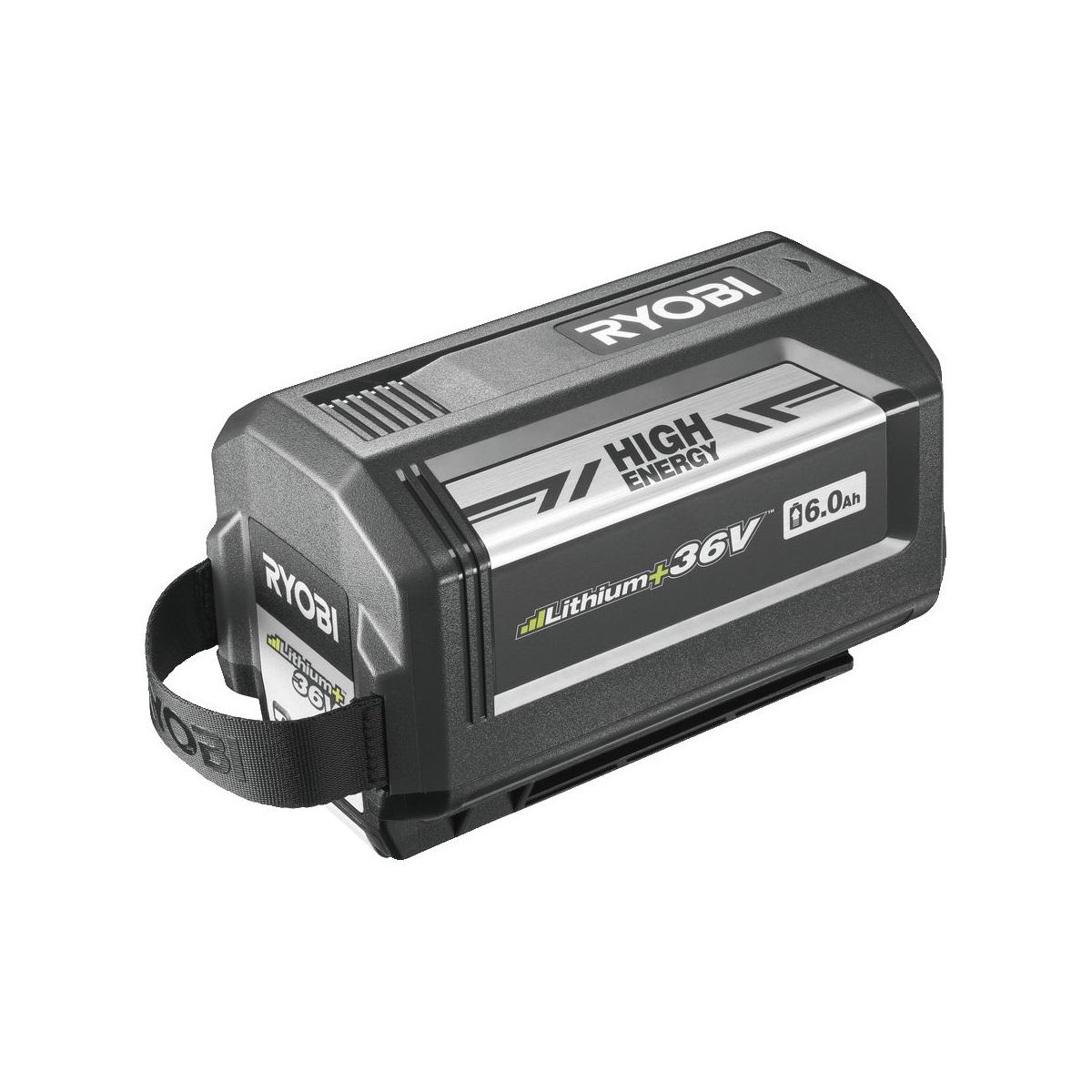 Ryobi RY36B60A, 36V 1x 6,0 Ah High Energy akumulátor