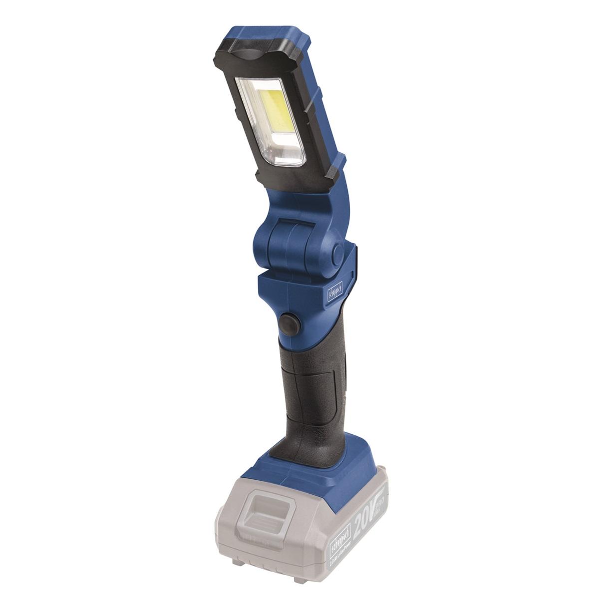 Scheppach CIL270 20 ProS, aku svítilna 20 V