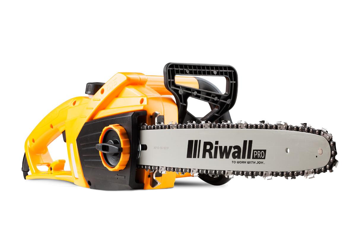Riwall PRO RECS 1840, reťazová píla s elektrickým motorom 1800 W
