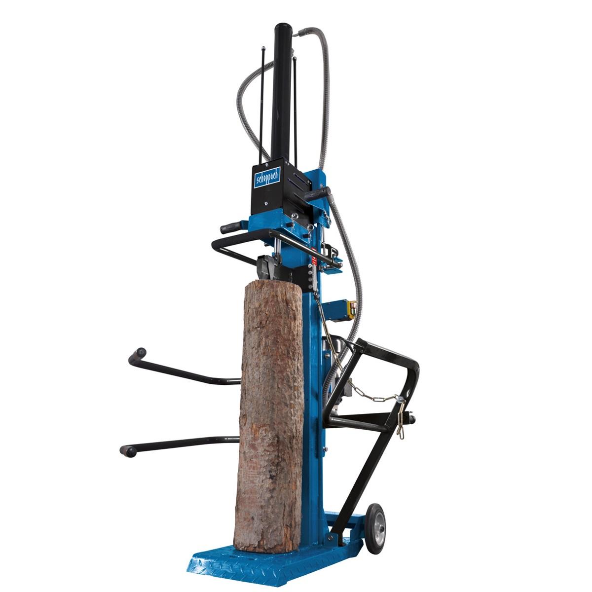 Scheppach HL 1020, vertikálny štiepač dreva 230 V