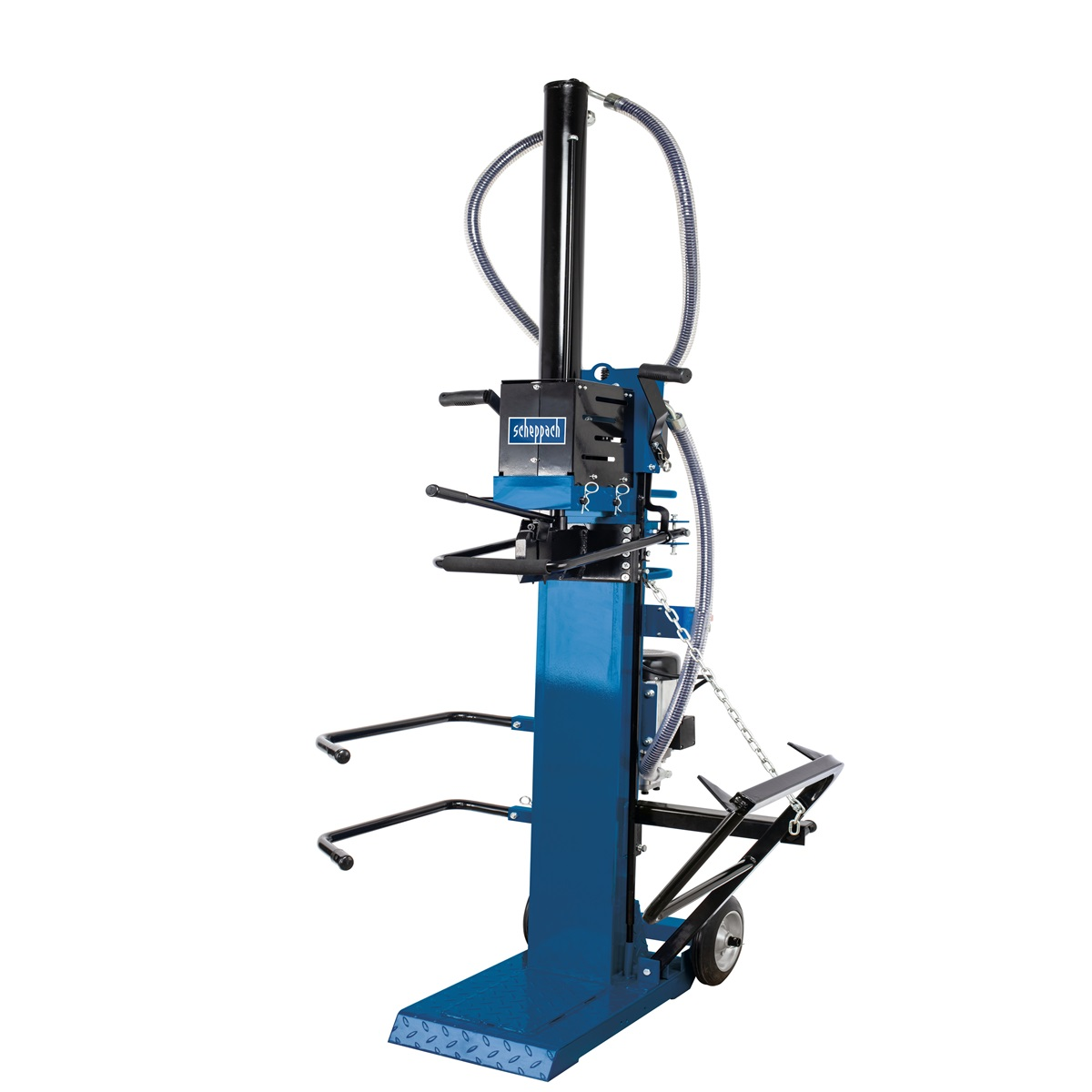 Scheppach HL 1300, vertikálny štiepač dreva 12t (400 V)