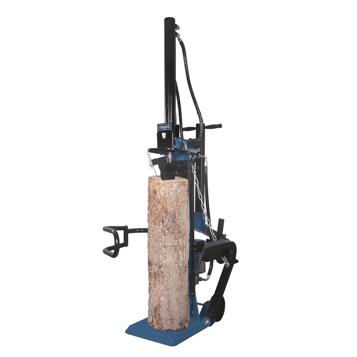 Scheppach HL 1350, vertikálny štiepač dreva 13t (400 V)