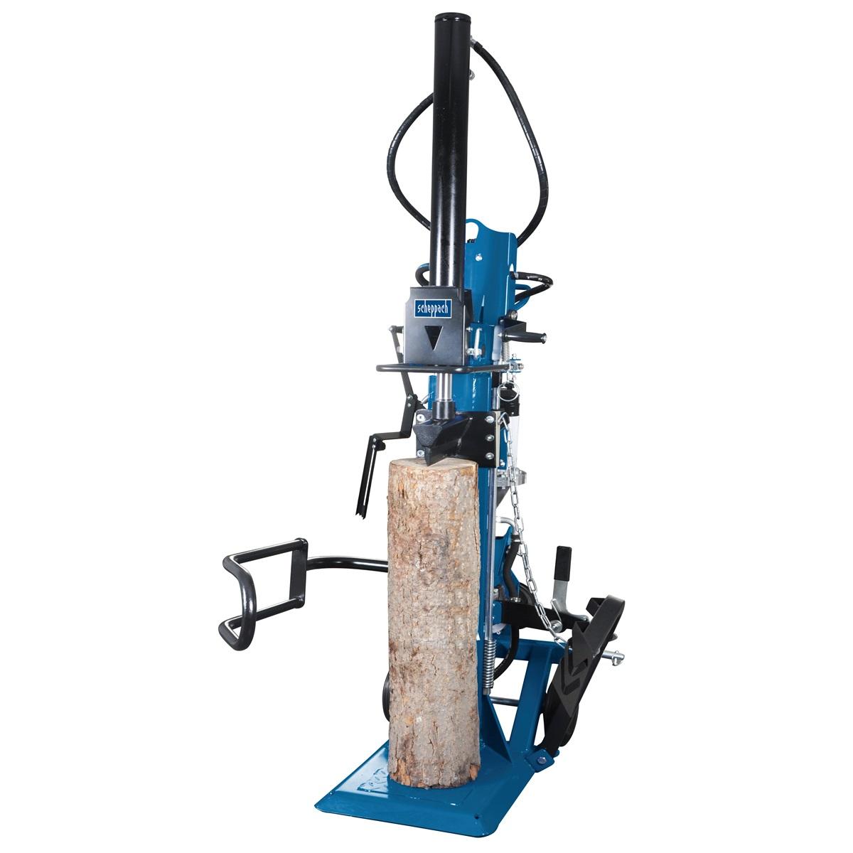 Scheppach HL 1600 M, vertikálny štiepač dreva 16t (400 V)