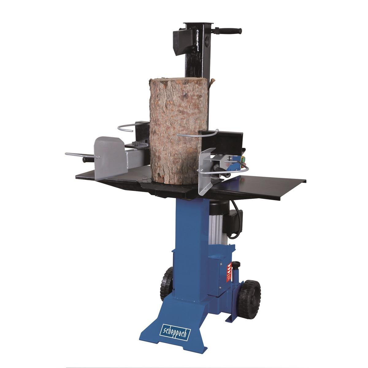 Scheppach HL 730, vertikálny štiepač dreva 7t