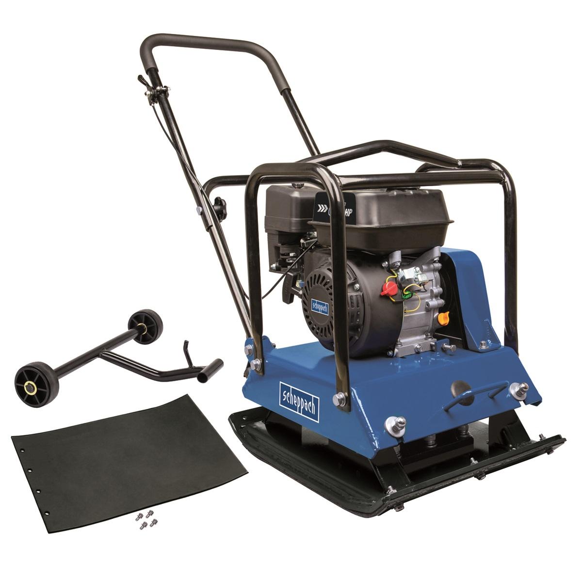 Scheppach HP 1800 S, vibrační deska 88 kg