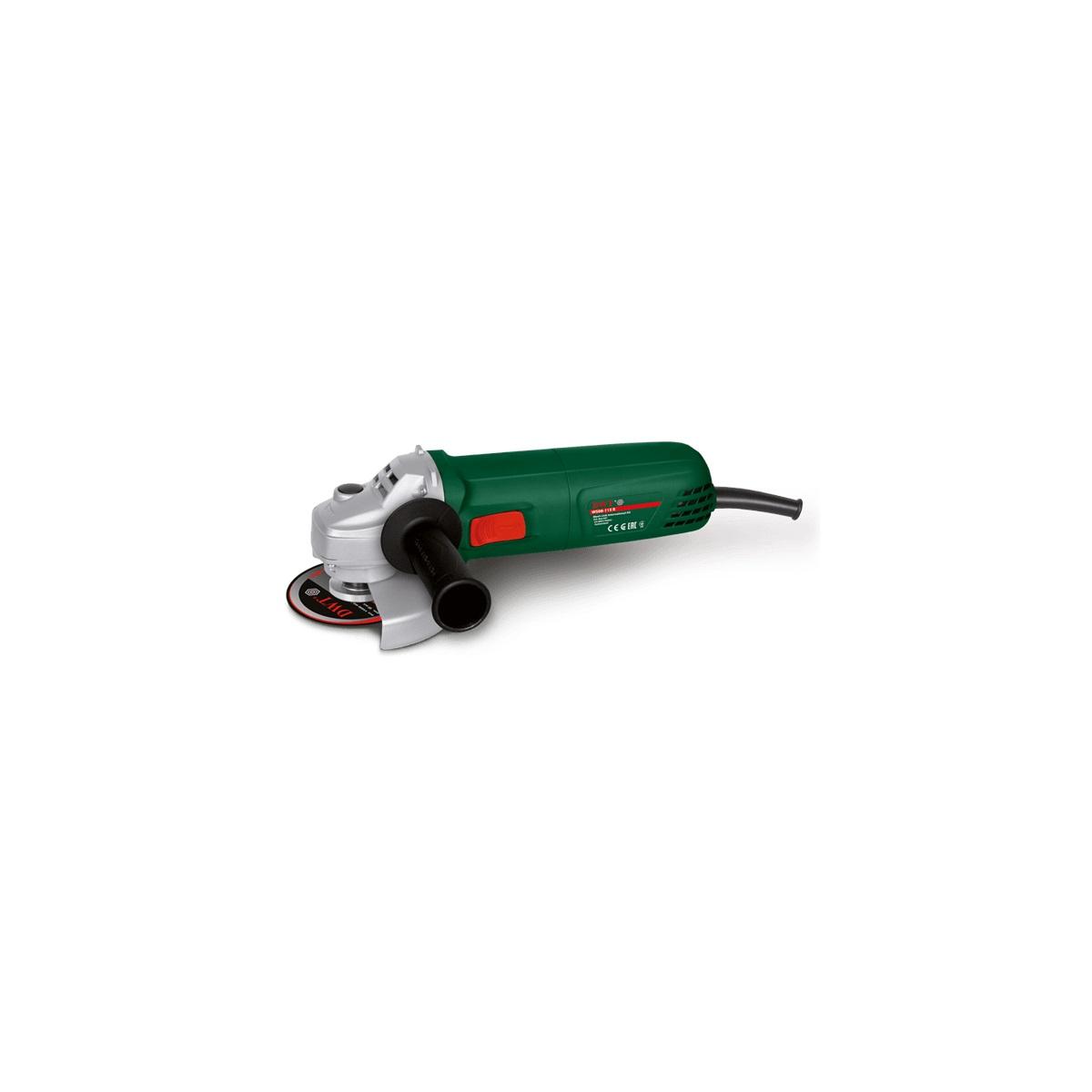 DWT WS08-115R, elektrická úhlová bruska 115 mm