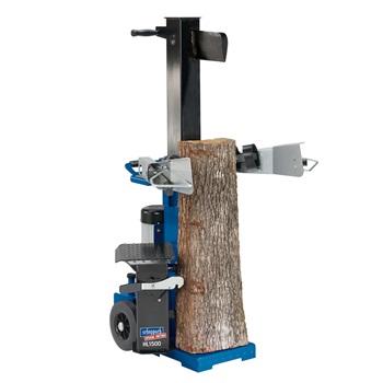 Scheppach HL 1500, vertikálny štiepač dreva 15t